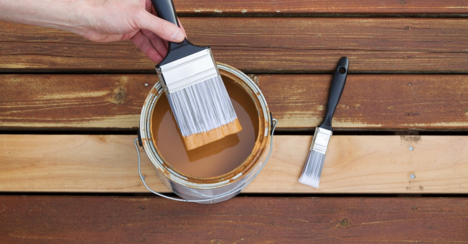 How To Take Care Of A Cedar Deck Expressions