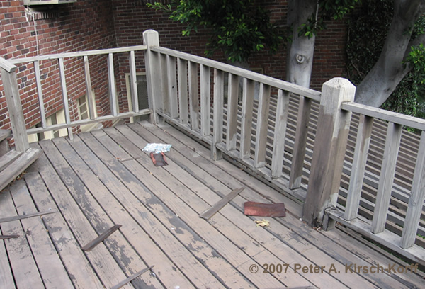 Railing Facelift Deck Expressions